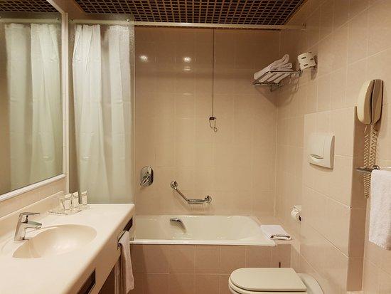 Starhotels Majestic: bagno