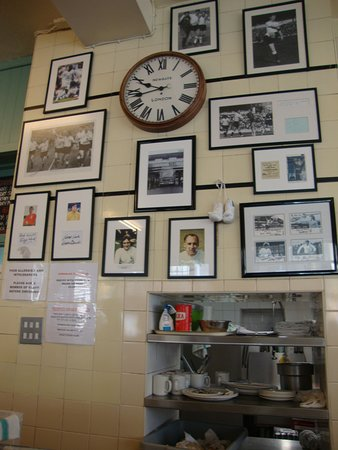 Regency Cafe : locale