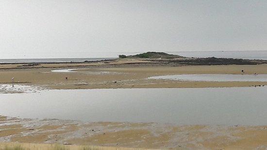 La Plage du Men du La Trinite sur Mer照片