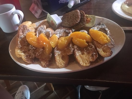 Oceana Grill: French French Toast??