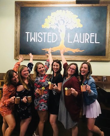 Twisted Laurel West: We love it when our guest enjoy themselves at our place:)