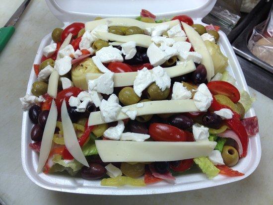Buttino's Italian Bistro: Buttino Salad (To Go)