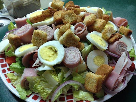 Buttino's Italian Bistro: Chef Salad