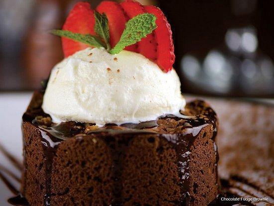 Divieto Ristorante : Chocolate Fudge Brownie