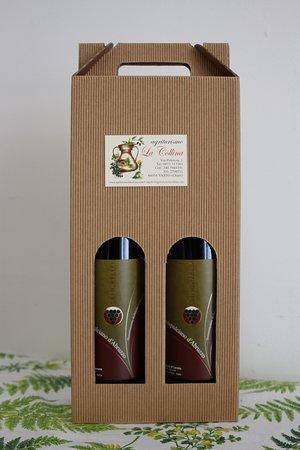 La Collina: Vino prodotto da uve Montepulciano D'Abruzzo Doc
