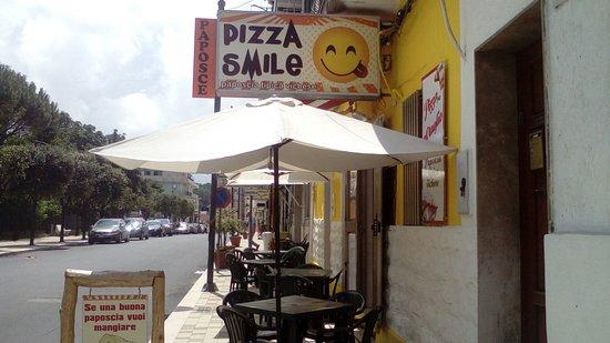 Pizza smile : Buone ferie a tutti !!!!