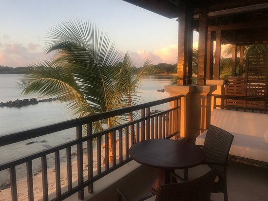 The Westin Turtle Bay Resort & Spa, Mauritius: View from Second Balcony