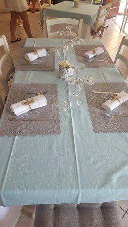 Anphora Ristorante: tavola