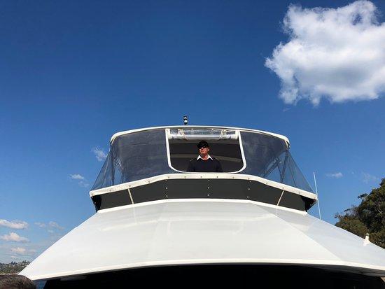Sydney Harbour Specialists: Captain