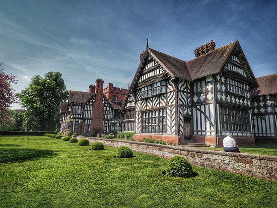 Wightwick Manor and Gardens