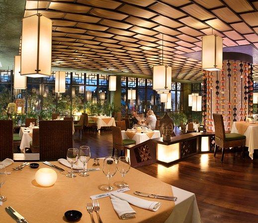 "Grand Park Royal Luxury Resort Cancun : Restaurante ""El Oriental"""