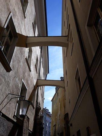 Altstadt von Innsbruck ภาพถ่าย