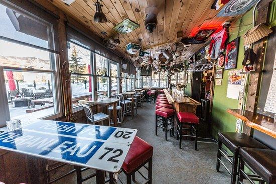 Espace 4 Saisons: Burger Pub