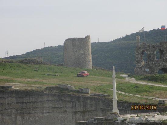 Inkerman: Крепость Каламита
