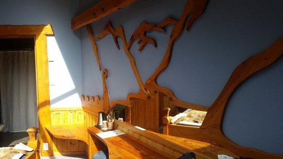 Gudvangen Fjordtell: Nice decor and clean