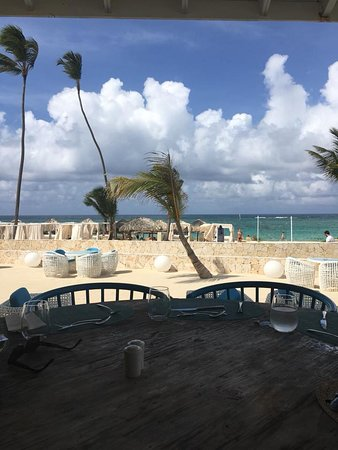Majestic Mirage Punta Cana: View of beach at Seaside