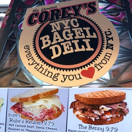 Corey's NYC Bagel Deli照片
