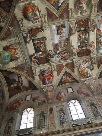 Sistine Chapel ภาพถ่าย