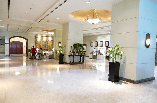 Marco Polo Davao: lobby area