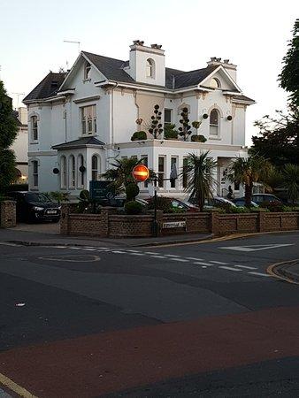 Washington House Hotel Bournemouth Reviews