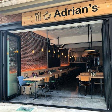 Adrian's : Salade du chef