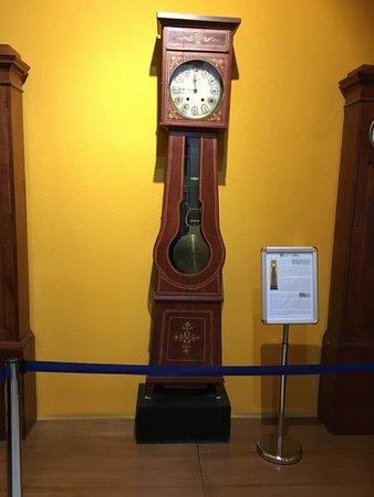Railroad Clock Picture Of Museo Del