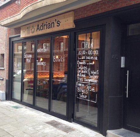 Adrian's : Soupe du jour