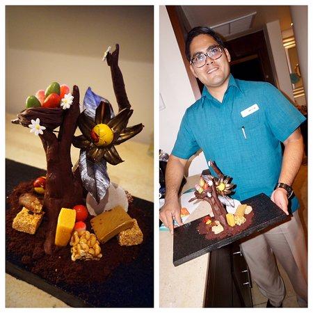 Moon Palace Cancun : Thank you Chrystian, the Moon Palace Nizuc Management team and Senora Norma Granados Camacho
