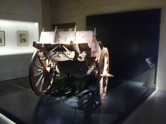 The Living Museum of the Horse:  Musée du Cheval