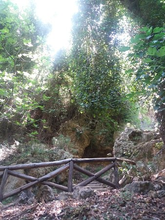 Gorge of Mili照片