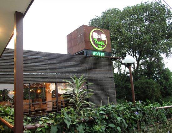 Hotel Bambu Inn: Hotel Bambú Inn