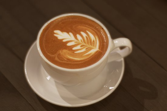 The Black Burro: A delicious creamy cappuccino