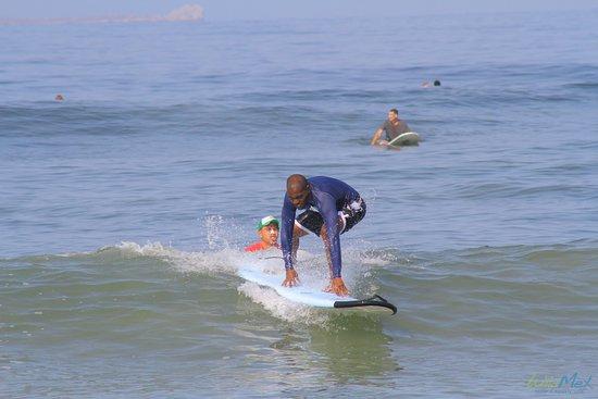 WildMex Surf and Adventure: finding my balance