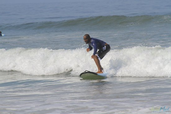 WildMex Surf and Adventure: riding the white water