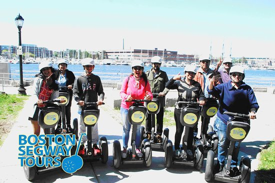 Boston Segway Tours : Book a #Segway #Tour in #Boston today! Whether it is a #corporate or a #family #event, it's alwa