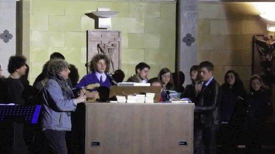 Agnone, Italy: Coro e via crucis