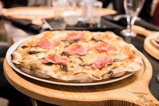 Pizzaria Luzzo Tavira: Pizza Django