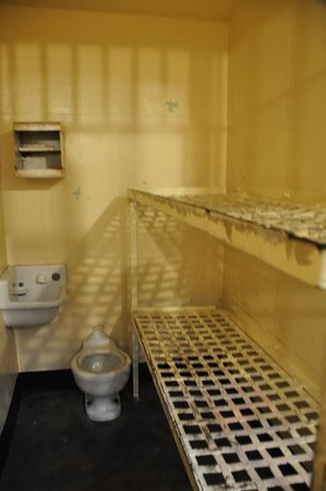 Jail cell - Picture of The Headquarters at Seaport, San