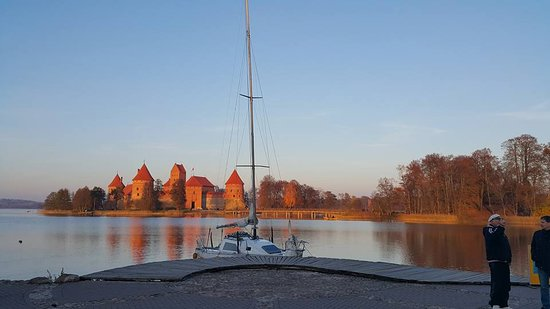 MG Voyages - Day Tours: Evening in Trakai