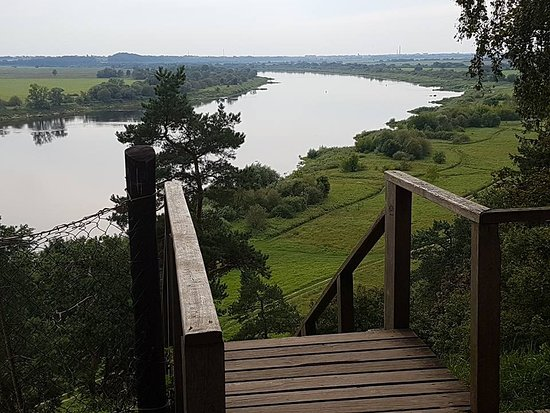 MG Voyages - Day Tours: Rambynas hillfort at the border with Kaliningrad