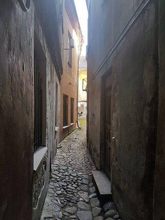 MG Voyages: Shortest street in Vilnius