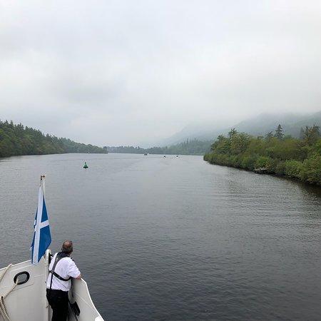 Croisière sur le Canal Calédonien, naviguez sur le Loch Ness et admirez le château d'Urquhart Photo