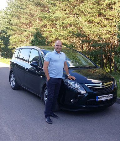 MG Voyages - Day Tours: MARIUS GALADAUSKAS-PRIVATE GUIDE IN LITHUANIA