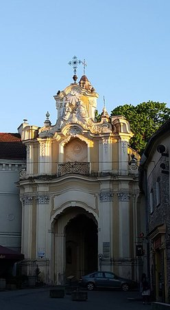 MG Voyages - Day Tours: Vilnius Holy Triange