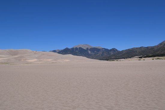 Great Sand Dunes National Park照片