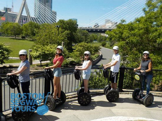 Boston Segway Tours : #Summer #Vacation is coming! 😃 Gather your #friends & #family for good times at #Boston #Segway