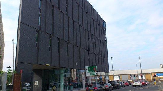 Ibis Budget Manchester Centre Pollard Street: Seitenansicht