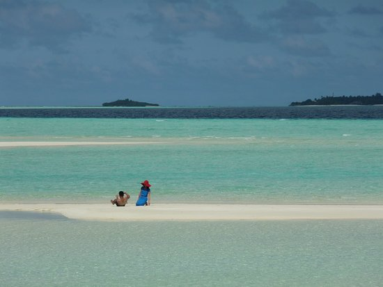 Olhuveli Beach & Spa Maldives : вид