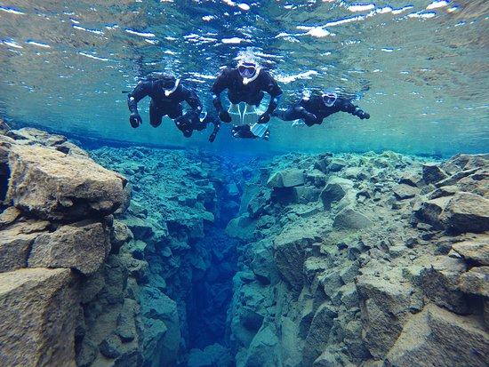 Iceland Advice: Snorkel Silfra with Weston