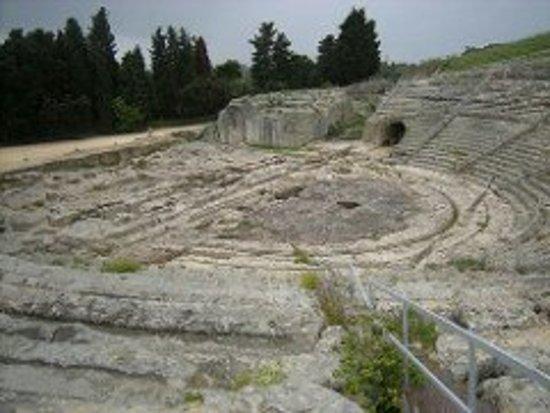 希腊剧场照片